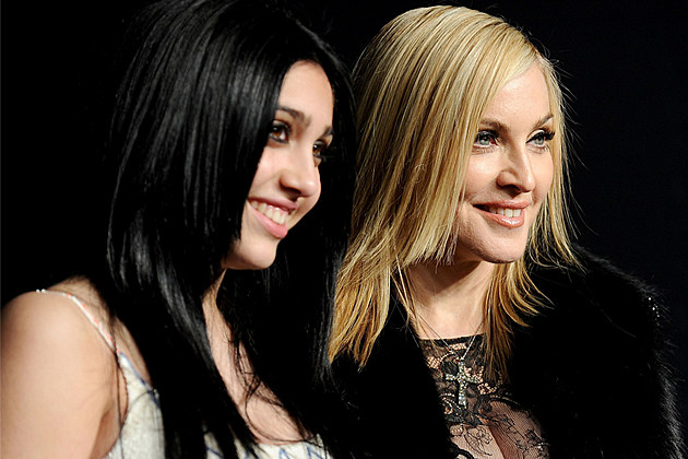 Lourdes Leon & Madonna