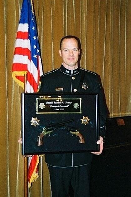 Sheriff Randy Liberty
