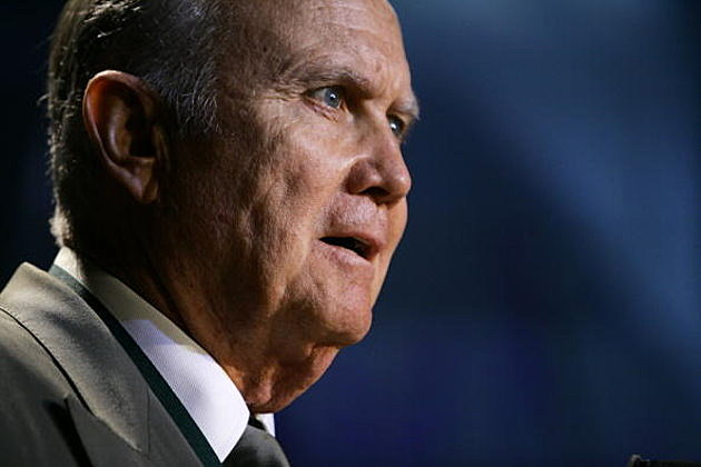 Retired Gen. H. Norman Schwarzkopf,