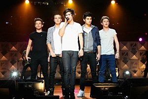 One Direction - enter to win a trip to see them live in San Diego from 92 Moose