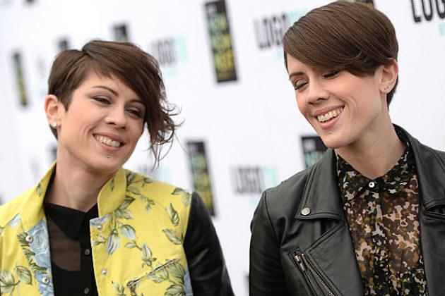 Tegan And Sara Hair Closer