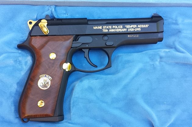 Maine State Police Beretta