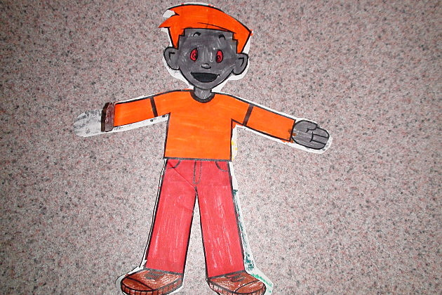 A Flat Stanley from Pittston School