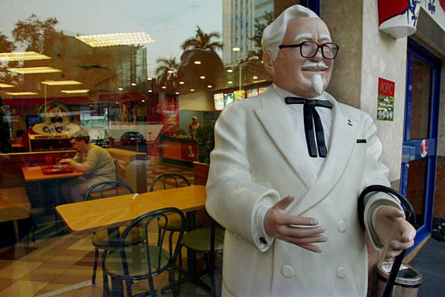 Kfc Commercial 2015 Creepy New KFC Commerci...
