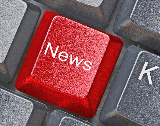 Hot keys for news