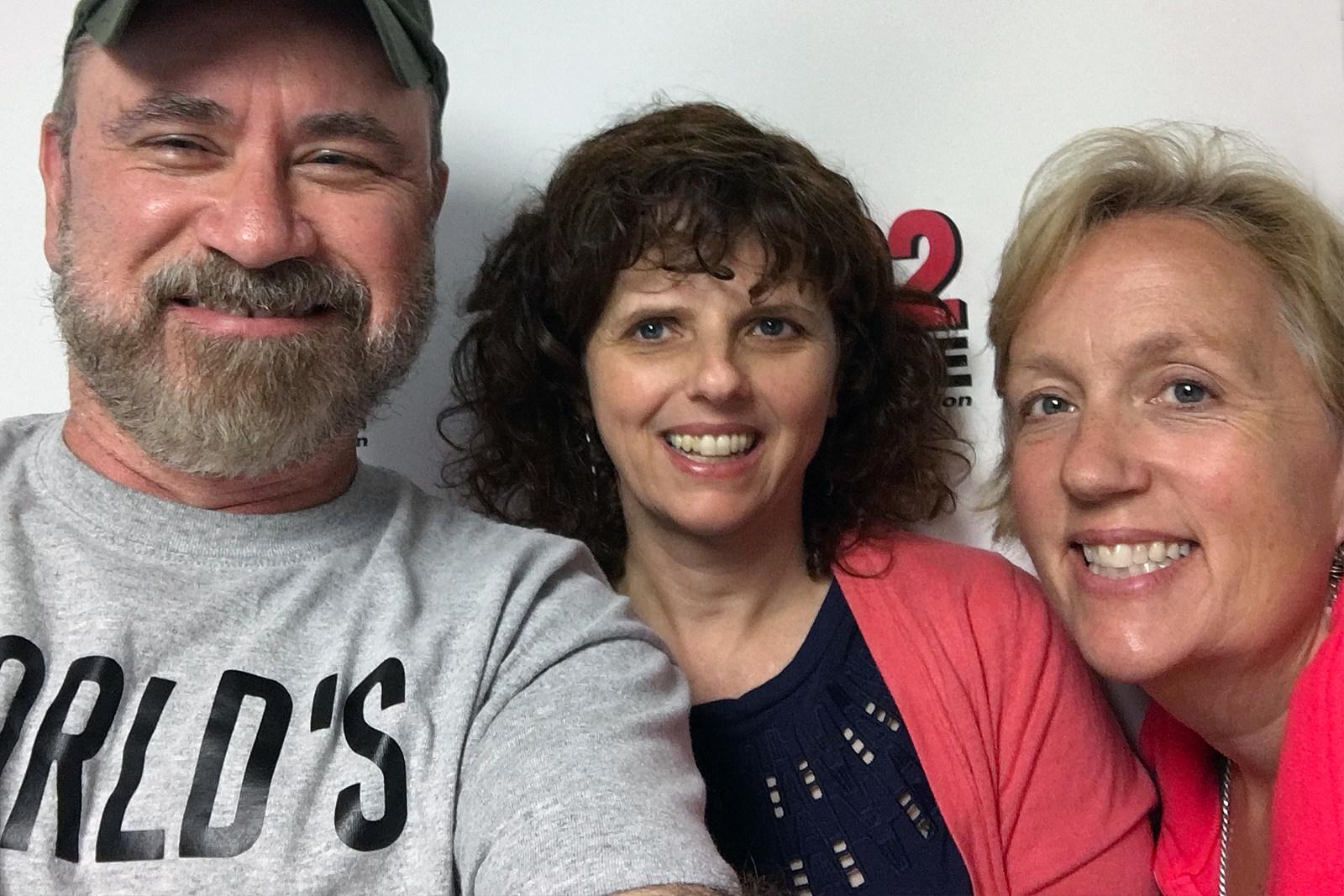 Mac Dickson, Rebecca Grover, Renee Nelson