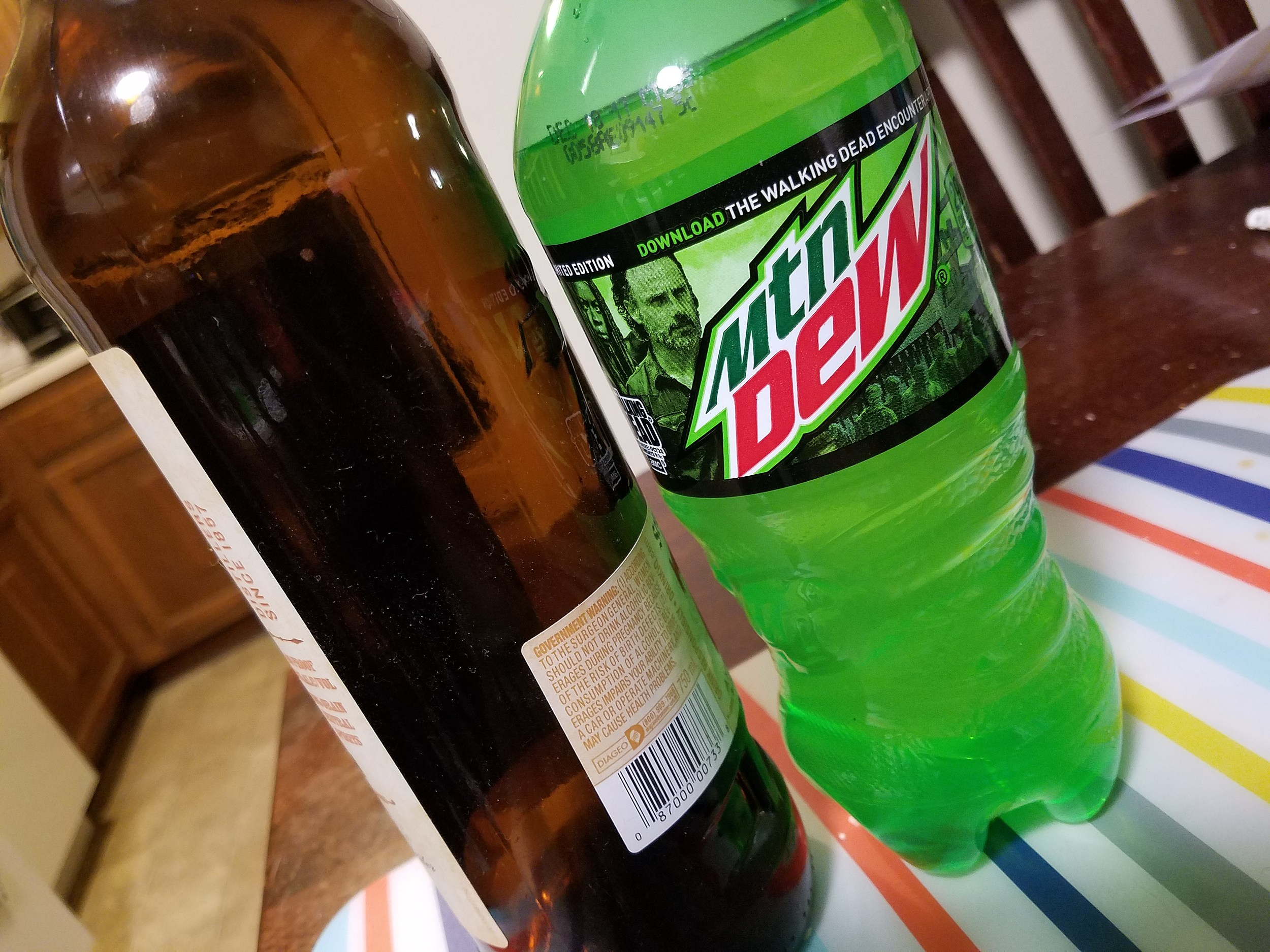 Whiskey And Mountain Dew
