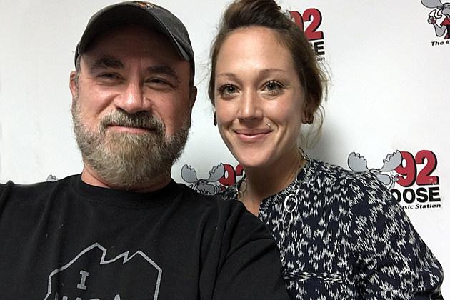 Mac Dickson and Katy Jayne Dowd